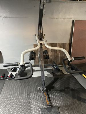 Marcy Leverage Gym for Sale in West Springfield, MA