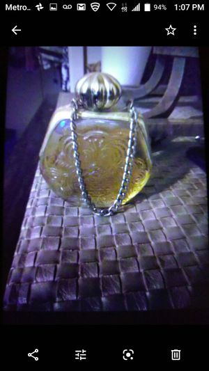 Avon vintage perfume in bottle for Sale in Fresno, CA