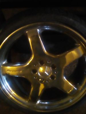 2amg. Mercedes rims for Sale in Anaheim, CA