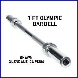 Olympic Barbell - 7 FEET - 45 LB for Sale in Burbank,  CA