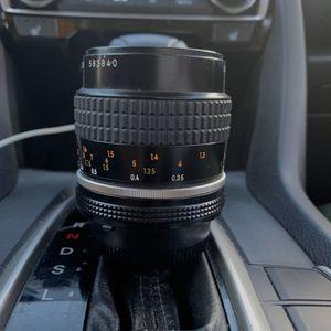 Nikon 55mm Lense for Sale in Rancho Cucamonga, CA