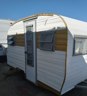 69 travel trailer 12 foot long classic ..a must see for Sale in GLMN HOT SPGS, CA