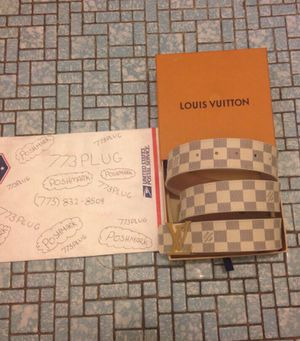 Louis Vuitton belt for Sale in Chicago, IL
