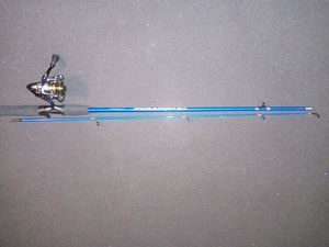 Freshwater fishing pole for Sale in Woonsocket, RI