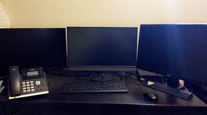 Lenovo All-In-One Touchscreen & Acer dual Monitor for Sale in Chelsea, MA