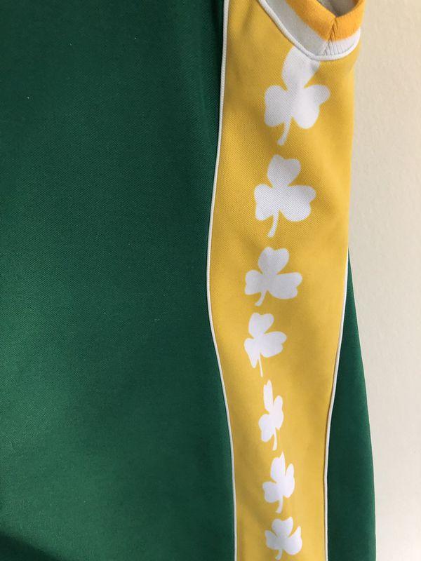 Celtics Dress Jersey NBA Boston Hardwood Size XL