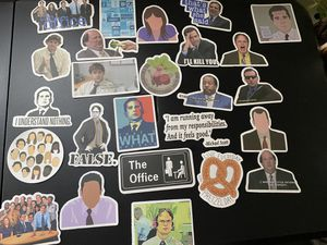 25 The Office TV Show Stickers for Sale in San Bernardino, CA