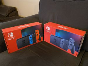 Nintendo Switch 32GB V2 for Sale in Silver Spring, MD