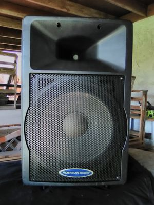 American audio apx power pro for Sale in San Bernardino, CA
