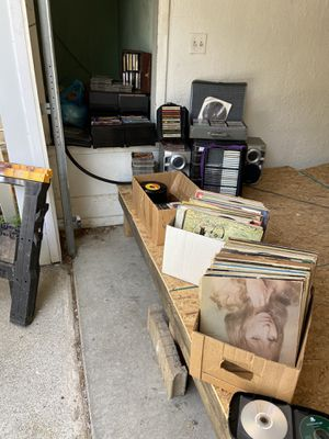 Records 33-45,,cassettes,CD's movies for Sale in Parma, OH