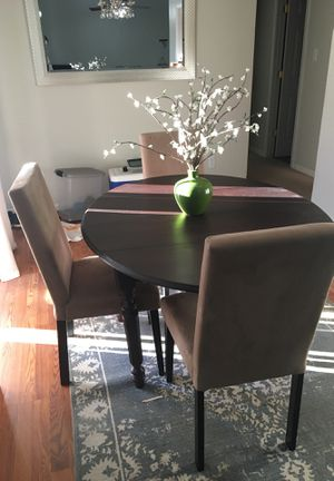 Wood Dining Table for Sale in Falls Church, VA