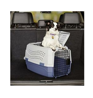 Two Door Top Load Pet Kennel Carrier Travel Crate Cage Dog Puppy Cat Box for Sale in Wheeling, IL