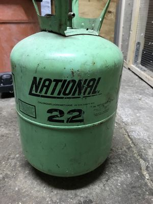 R22 Freon new never used for Sale in Washington, DC