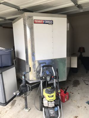 6x10 enclosed trailer for Sale in US
