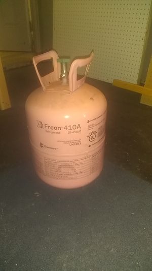 410a freon 25lbs for Sale in Glendale, AZ