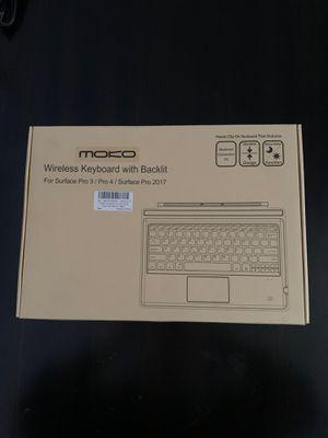 Surface Pro 4 / 3 - wireless keyboard $30 obo for Sale in Los Angeles, CA