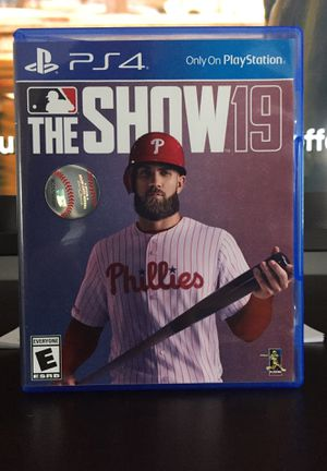 The show 19 PS4 for Sale in Los Angeles, CA