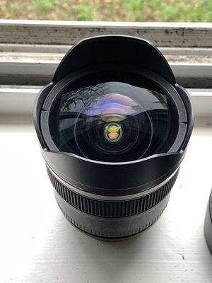 Canon 14MM F/2.8 Mark ll for Sale in Austin, TX
