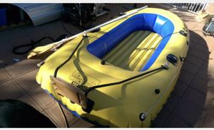 The Super Caravelle 116 inflatable boat. for Sale in Lone Tree, CO