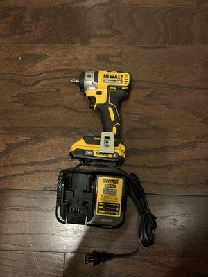 Dewalt 20v XR 3/8 impact wrench for Sale in Washington, DC