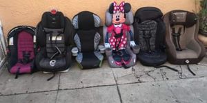 kids car seat 20-40 FIRM PRICE NO DELIVERY CASH OR TRADE FOR BABY FORMULA for Sale in Los Angeles, CA