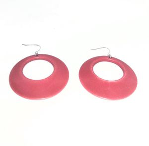 """Cool Red Circles Fashion Earrings. NWOT. 2.25"""" Diameter. SHIPPING ONLY!!! for Sale in Colorado Springs, CO"""