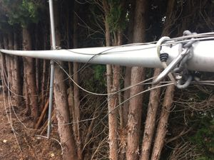Sailboat mast and boom for Sale in Maple Valley, WA