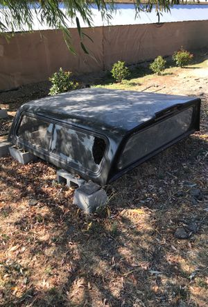 Camper shell for Sale in Manteca, CA