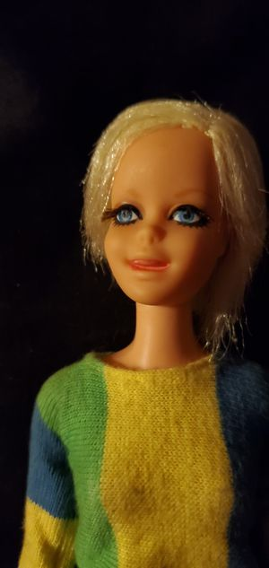 Vintage 1967 TWIGGY Barbie Doll for Sale in Lake Elsinore, CA