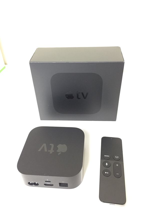 Apple TV Model -32GB A1625