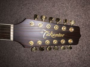 Takamine acoustic Electric Guitar for Sale in Los Angeles, CA