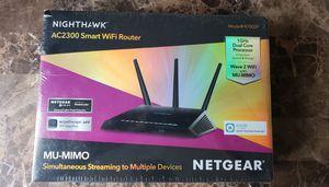 NETGEAR Nighthawk WiFi Router (R7000P) for Sale in Harlingen, TX