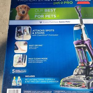 BISSELL ProHeat 2X Revolution Pet Pro Carpet Cleaner (1986) for Sale in Harlingen, TX