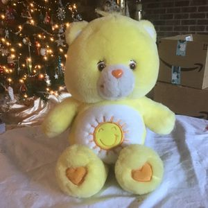 Vintage Funshine Care Bear Plush Toy for Sale in Mountlake Terrace, WA