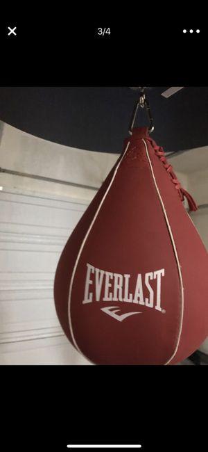 Everlast Speed bag set for Sale in Chula Vista, CA