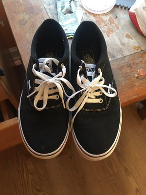 Vans Size 10 for Sale in Garner, NC