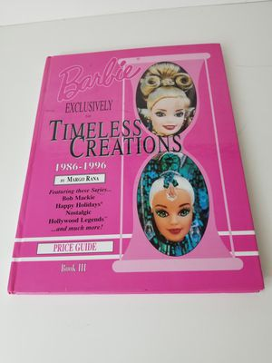Barbie Doll Exclusively for Timeless Creations by Margo Rana for Sale in Orlando, FL