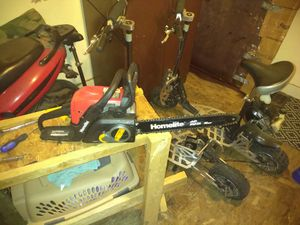 38cc chainsaw for Sale in Baltimore, MD