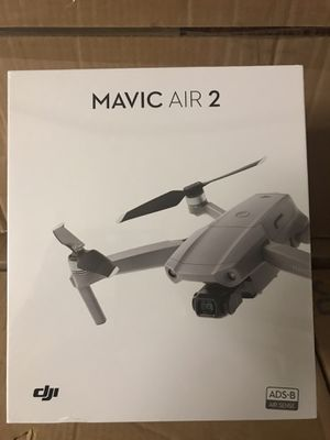 New sealed DJI Mavic Air 2 PRICE IS FIRM!!!! 780$ cash only warranty one year when drone is activated for Sale in North Miami Beach, FL