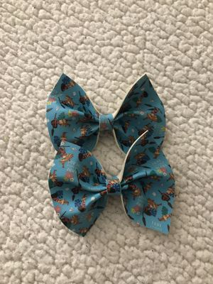 Moana Hair Bows $3 each or both for $5 for Sale in Anaheim, CA
