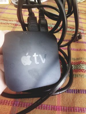 Apple TV (see picture for model) for Sale in North Las Vegas, NV