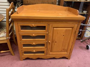 Baby Changing Table Dresser for Sale in Baltimore, MD