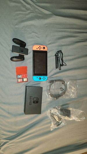 Nintendo switch bundle for Sale in Modesto, CA