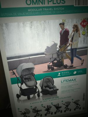 Stroller car seat set for Sale in Philadelphia, PA