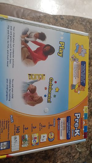 Hooked on Phonics Learn to Read Pre-K for Sale in Indianapolis, IN