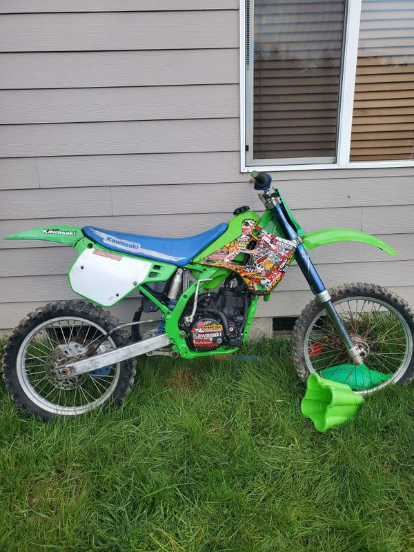 Two kx250 and a kx80 for trade for Sale in Tacoma, WA - OfferUp