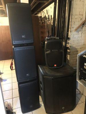 Dj equipment for Sale in Piscataway, NJ