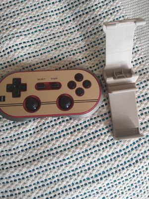 8bitdo fc30 pro controller Android iPhone Nintendo Switch for Sale in Cleveland, OH