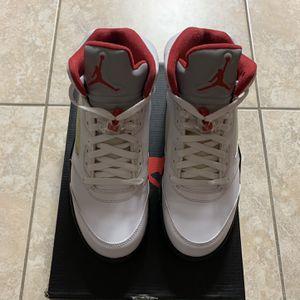 Jordan 5 Fire Red Size 8 for Sale in Fort Lauderdale, FL