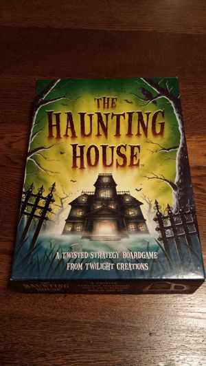 Haunting House Board Game for Sale in Lynnwood, WA